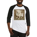 Have A Heart! Adopt A Dog! Baseball Jersey