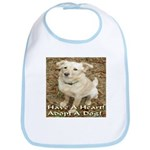 Have A Heart! Adopt A Dog! Bib