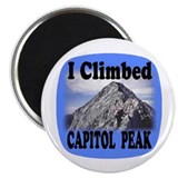 I Climbed Capitol Peak Magnet