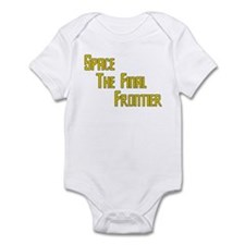 Space The Final Frontier Infant Bodysuit