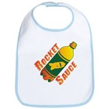 Rocket Sauce Bib