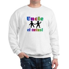 Uncle of twins! Sweatshirt