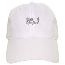 """Daughter Beats Diabetes"" Baseball Cap"