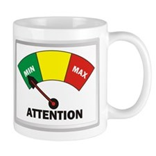 Attention Mug
