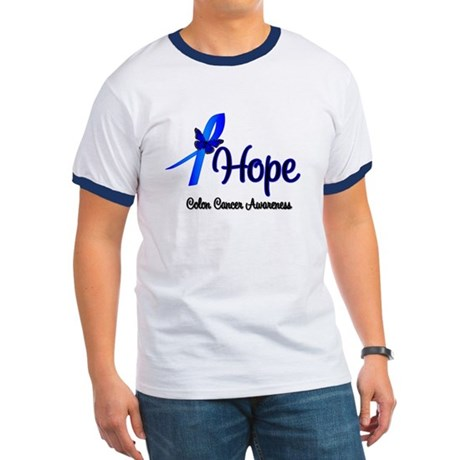 Hope Colon Cancer Ringer T