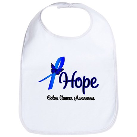 Hope Colon Cancer Bib