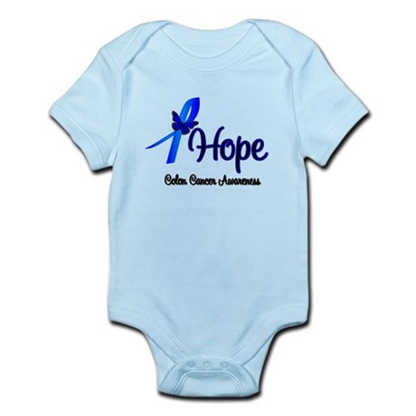 Hope Colon Cancer Infant Bodysuit