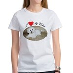 I heart my Coton Women's T-Shirt