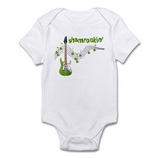Stellar Shamrockin Infant Bodysuit