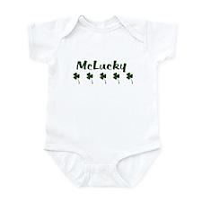 Stellar McLucky Infant Bodysuit