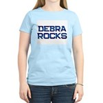 debra rocks Women's Light T-Shirt