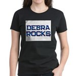 debra rocks Women's Dark T-Shirt