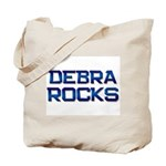 debra rocks Tote Bag