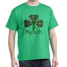 Meath Shamrock T-Shirt