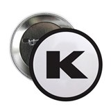 "I'm Kosher 2.25"" Button"