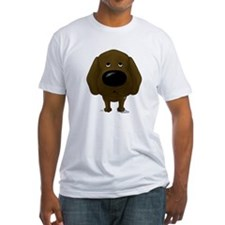 Big Nose/Butt Chocolate Lab Shirt