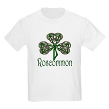 Roscommon Shamrock T-Shirt