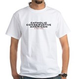Catholic Conservative American Shirt