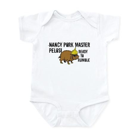 Pork Master Pelosi Infant Bodysuit