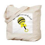 Joyful Noise Carry All Bag (yellow/black)