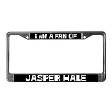 I am a fan of Jasper Hale License Plate Frame