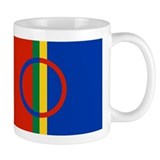 Sami Flag Coffee Mug