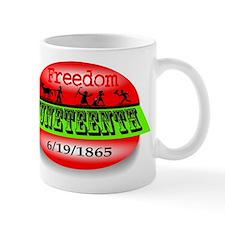 Juneteenth logo 2 Mug