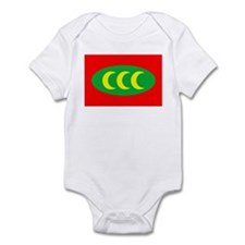 Ottoman Empire Flag (1517) Infant Bodysuit