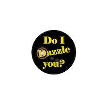 Dazzle Mini Button