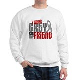 I Wear Grey For My Friend 6 Jumper