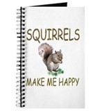 Squirrels Journal