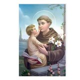 Saint Anthony 1 Postcards (Package of 8)
