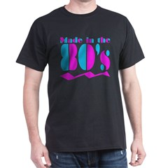 Made in the 80's Dark T-Shirt