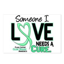 Needs A Cure 2 CELIAC DISEASE T-Shirts & Gifts Pos