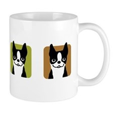 Boston Terriers Mug
