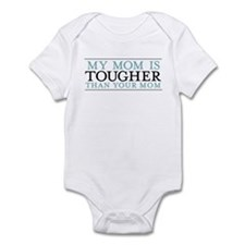 Cute Female athlete Infant Bodysuit