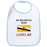 My Bruneian Mom Loves Me Bib