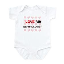 I Love My Nephrologist Infant Bodysuit