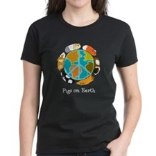 Pigs on Earth Tee