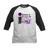 BELIEVE DREAM HOPE Fibromyalgia Shirt Tee
