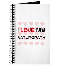 I Love My Naturopath Journal