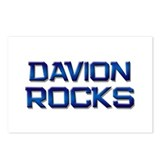 davion rocks Postcards (Package of 8)