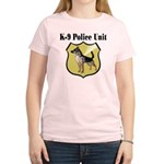 K9 Police Women's Light T-Shirt