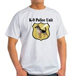 K9 Police Light T-Shirt