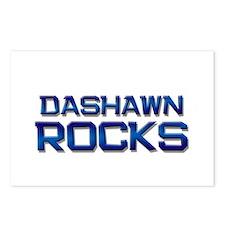 dashawn rocks Postcards (Package of 8)