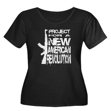 Proj. for New Amero Revolu Women's Plus Size Scoop