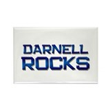 darnell rocks Rectangle Magnet (10 pack)