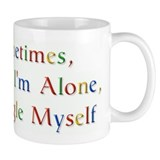 Google Myself Small Mug