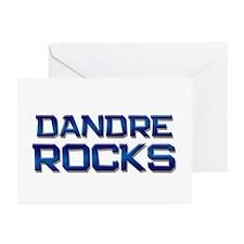 dandre rocks Greeting Cards (Pk of 10)