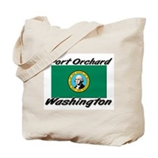Port Orchard Washington Tote Bag